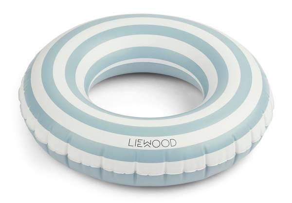 Bilde av Liewood Baloo badering - stripe sea blue