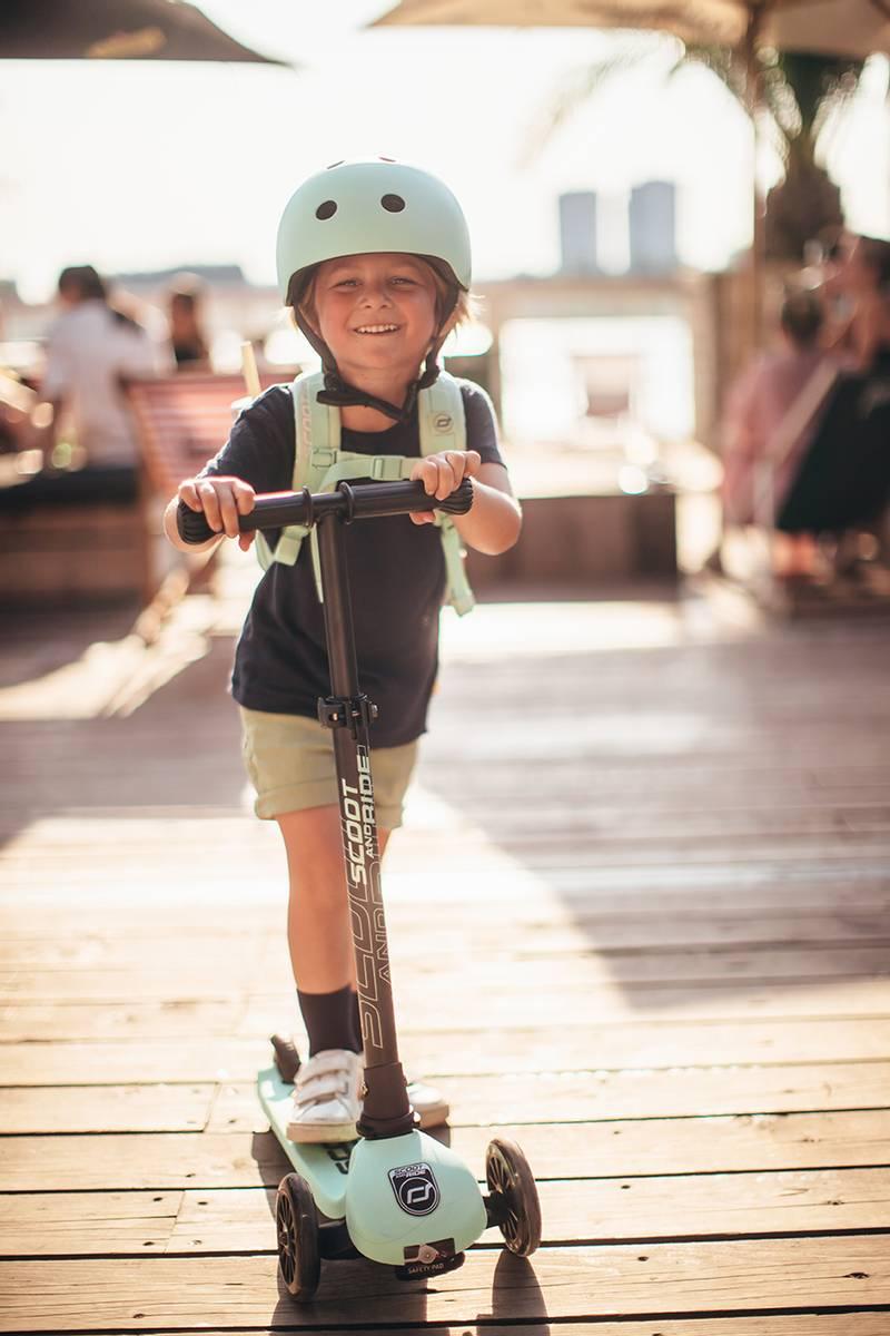 Scoot and Ride sekk - kiwi