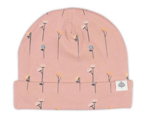 Bilde av Gullkorn Design Villvette lue - soft rosa