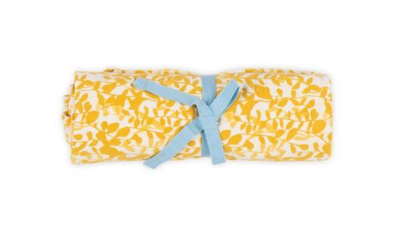 Bilde av Gullkorn Design Sommerlig teppe - solsikkegul
