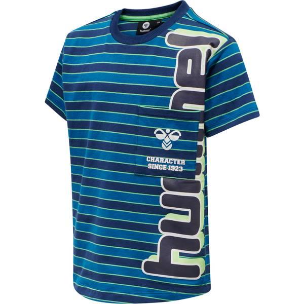 Bilde av Hummel crush t-skjorte - estate blue