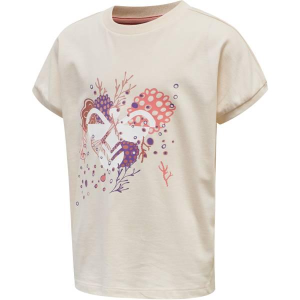 Bilde av Hummel Atlantis t-skjorte - mother of pearl