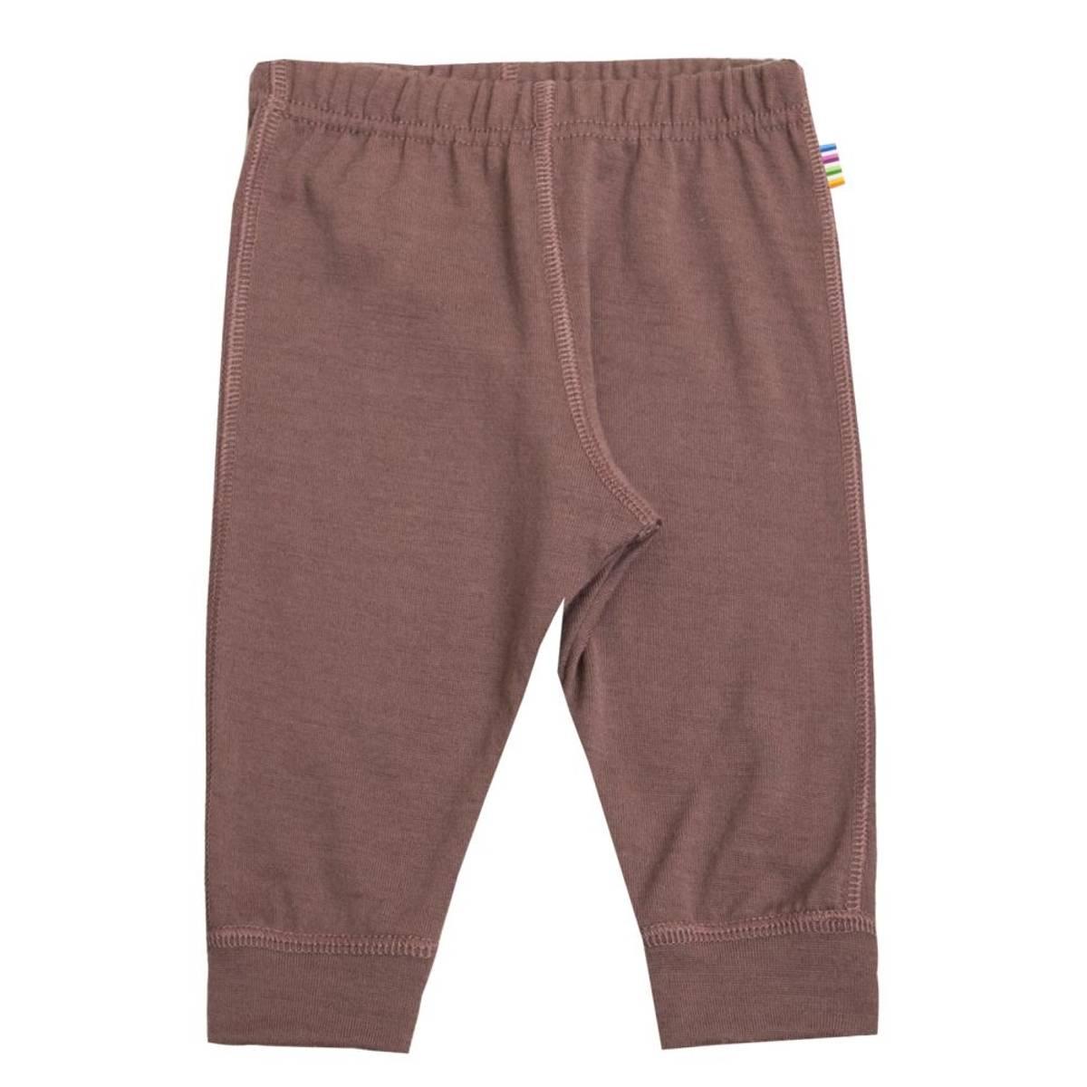 Joha Pure Merino leggings mini - lilla