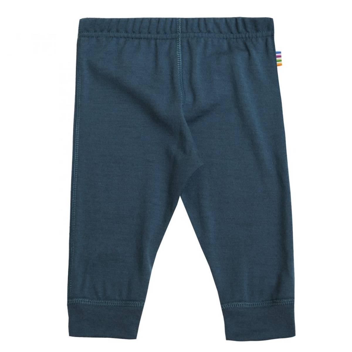 Joha Pure Merino leggings mini - blå