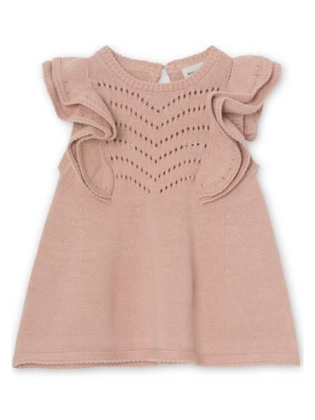 Bilde av MiniAture Anica kjole - rose dust