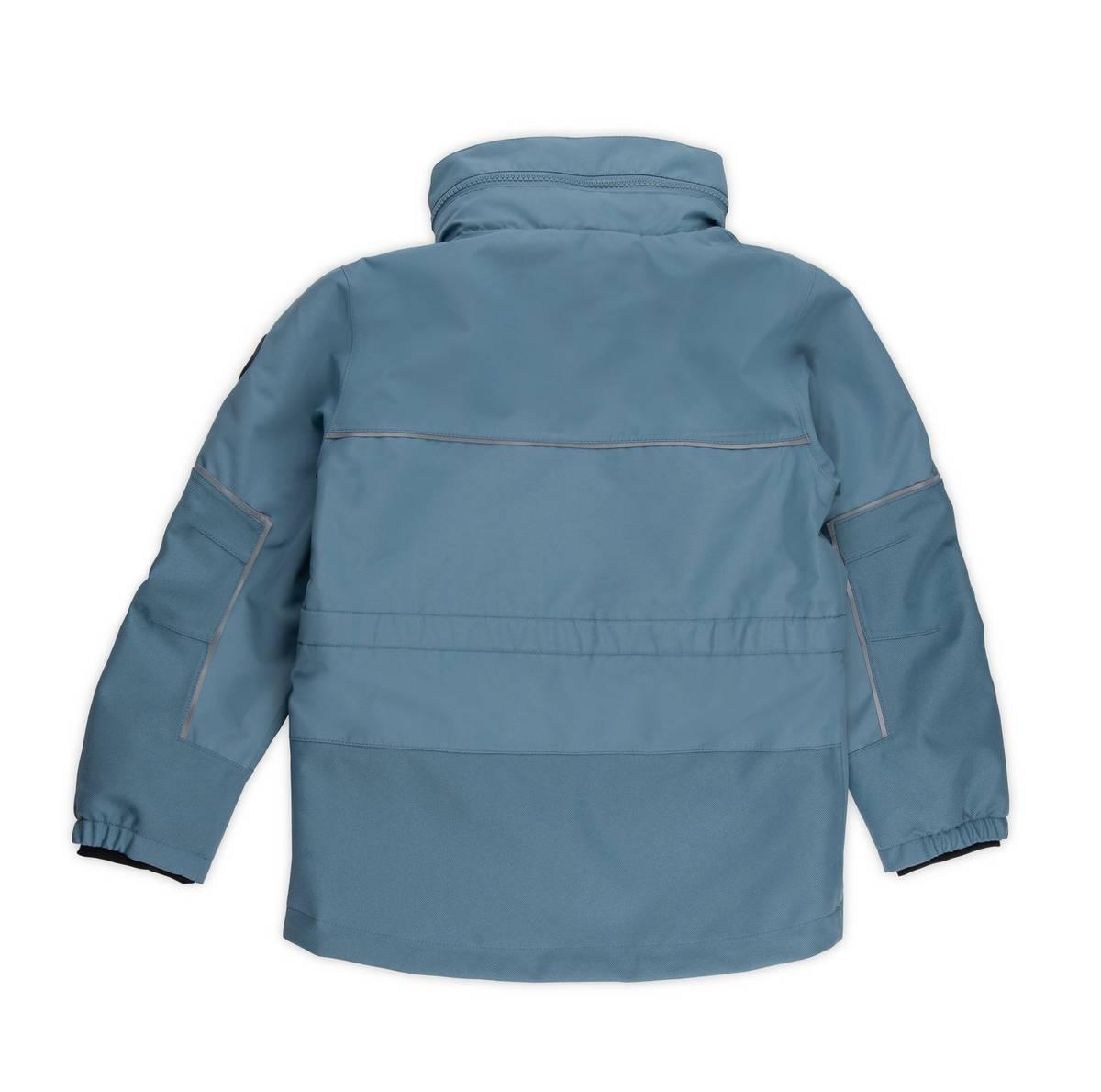 Gullkorn Design Timotei 2-lags jakke - blåstein
