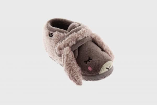 Bilde av Victoria Shoes tøfler - kanin
