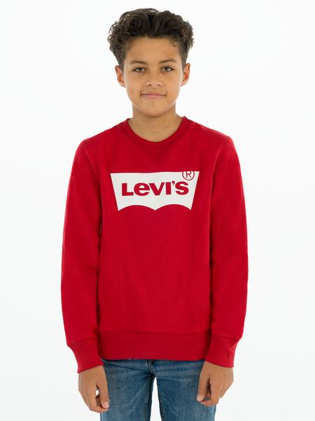 Bilde av Levis batwing sweat - red