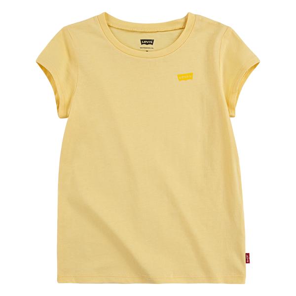 Bilde av Levis t-skjorte med liten logo  - golden haze