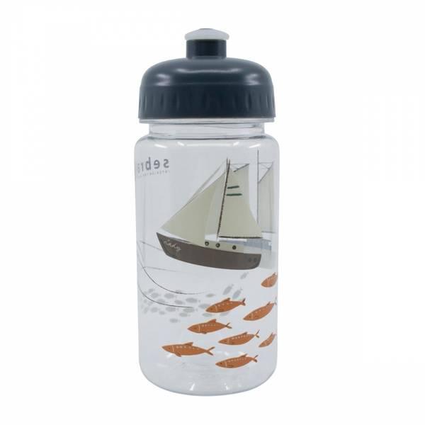 Bilde av Sebra drikkeflaske 500ml - seven seas