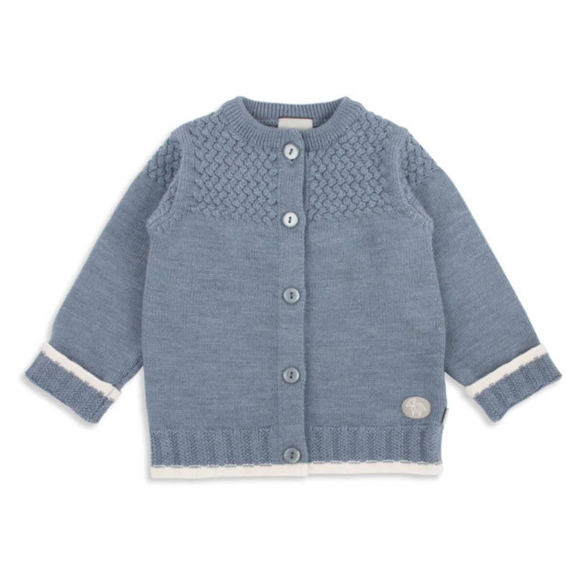 Lillelam jakke classic - mellomblå