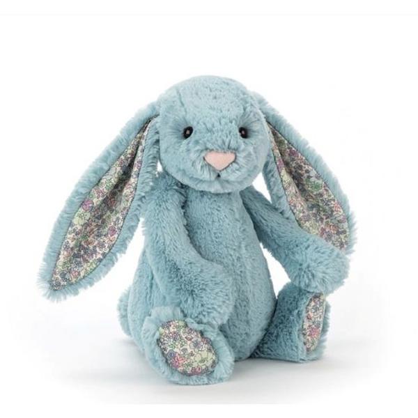 Bilde av Jellycat kanin liten - blå