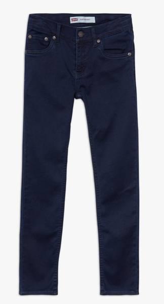 Bilde av Levis 510 skinny knit jeans - dark moon