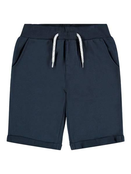 Bilde av Name It Vermo sweat shorts - dark sapphire