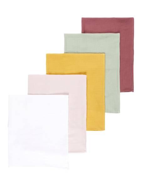 Bilde av Name It Napside 5 pk nappies - withered rose