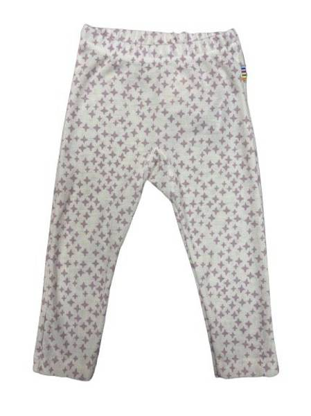 Bilde av Joha Star ull/silke leggings - rosa