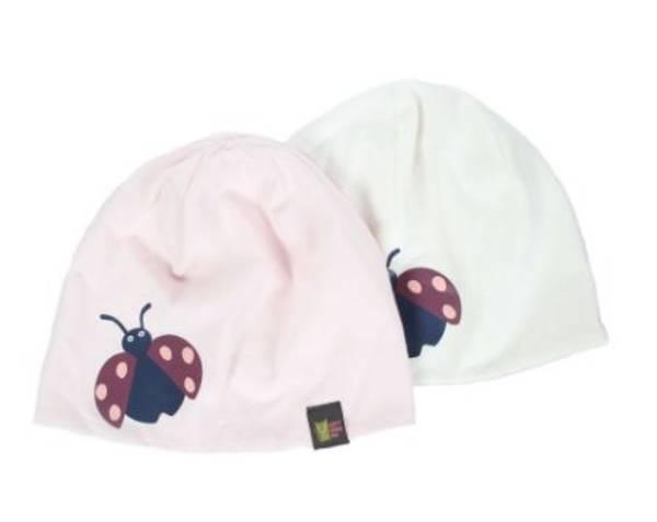 Bilde av Kattnakken Insekt 2 siders lue - misty pink