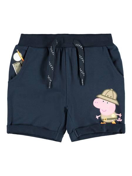 Bilde av Name It Peppa Gris Bertel shorts - dark sapphire