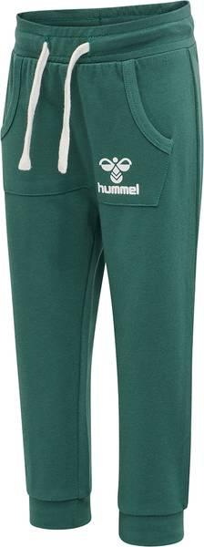 Bilde av Hummel Futte bukse - blue spurce