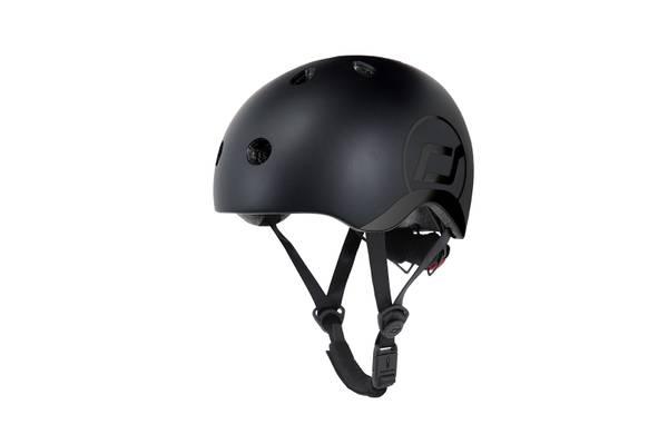 Bilde av Scoot & Ride hjelm Limited edition - Black-