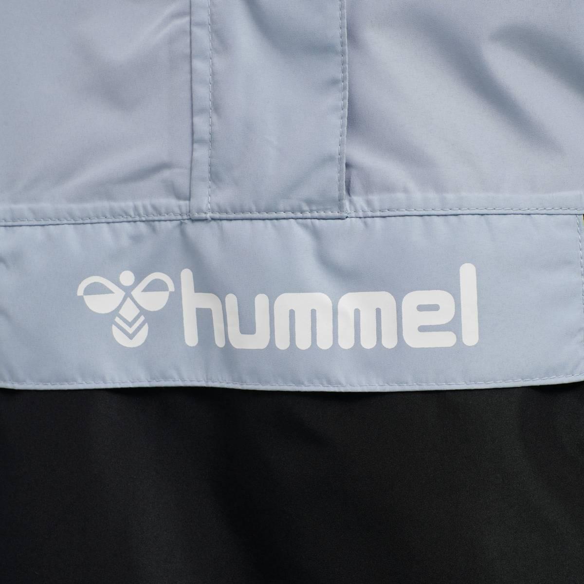Hummel Timu anorakk - Blue fog