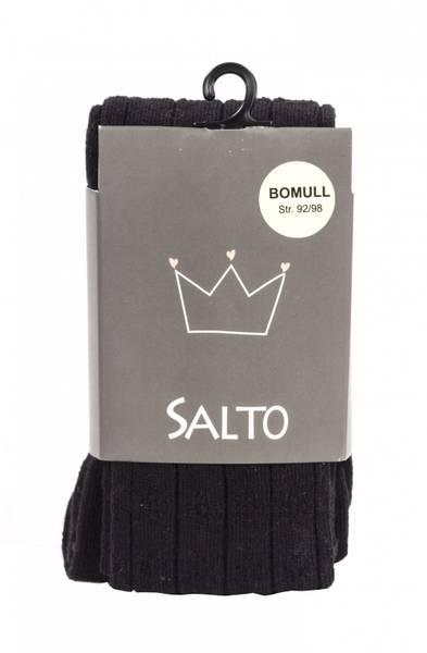 Bilde av Salto sort bunadstrømpebukse