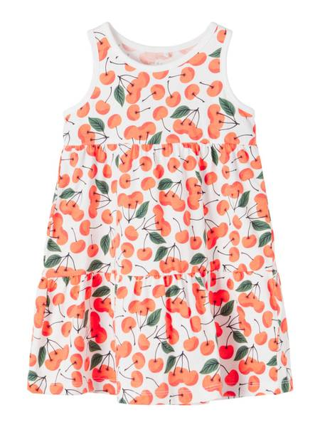 Bilde av Name It Vigga spencer kjole - cherries