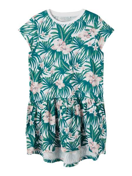 Bilde av Name It Vigga Capsl kjole - tropical