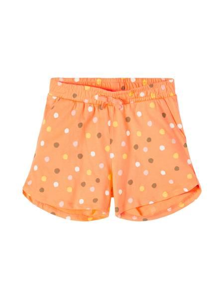 Bilde av Name It Vigga shorts kids - cantaloupe dots