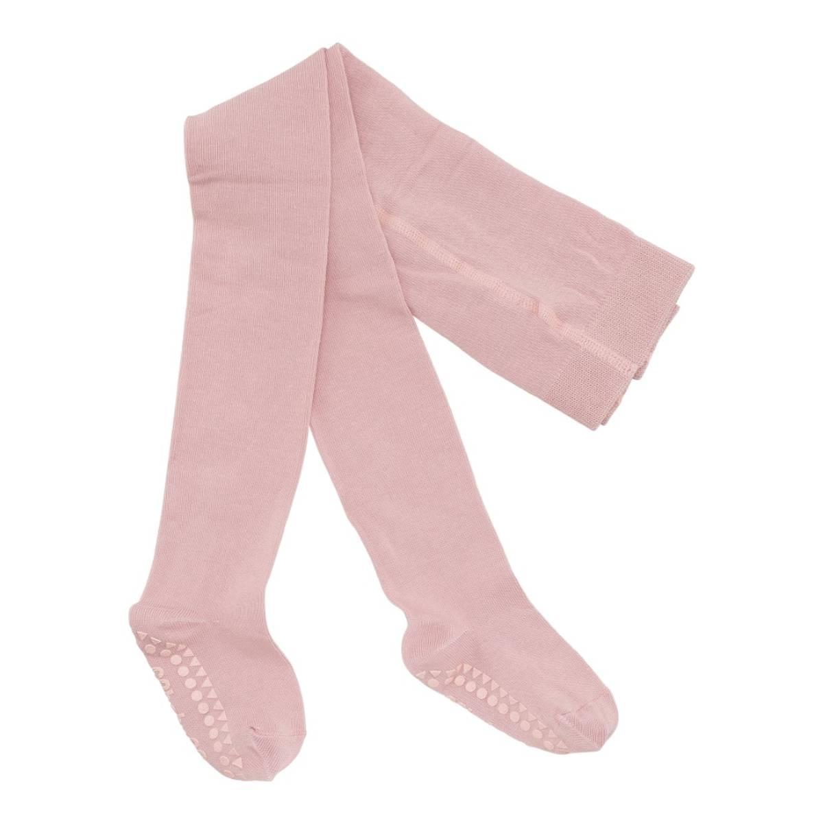 GoBabyGo antiskli strømpebukse - rosa