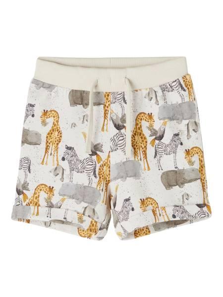 Bilde av Name It Jelix shorts - peyote melange
