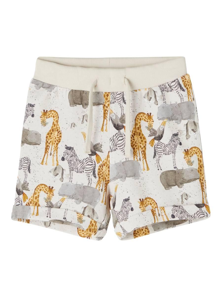 Name It Jelix shorts - peyote melange