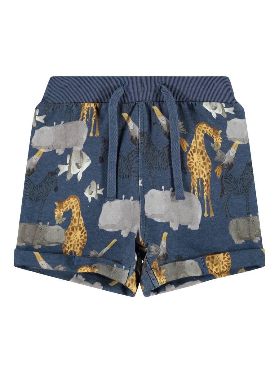 Name It Jelix shorts - vintage indigo