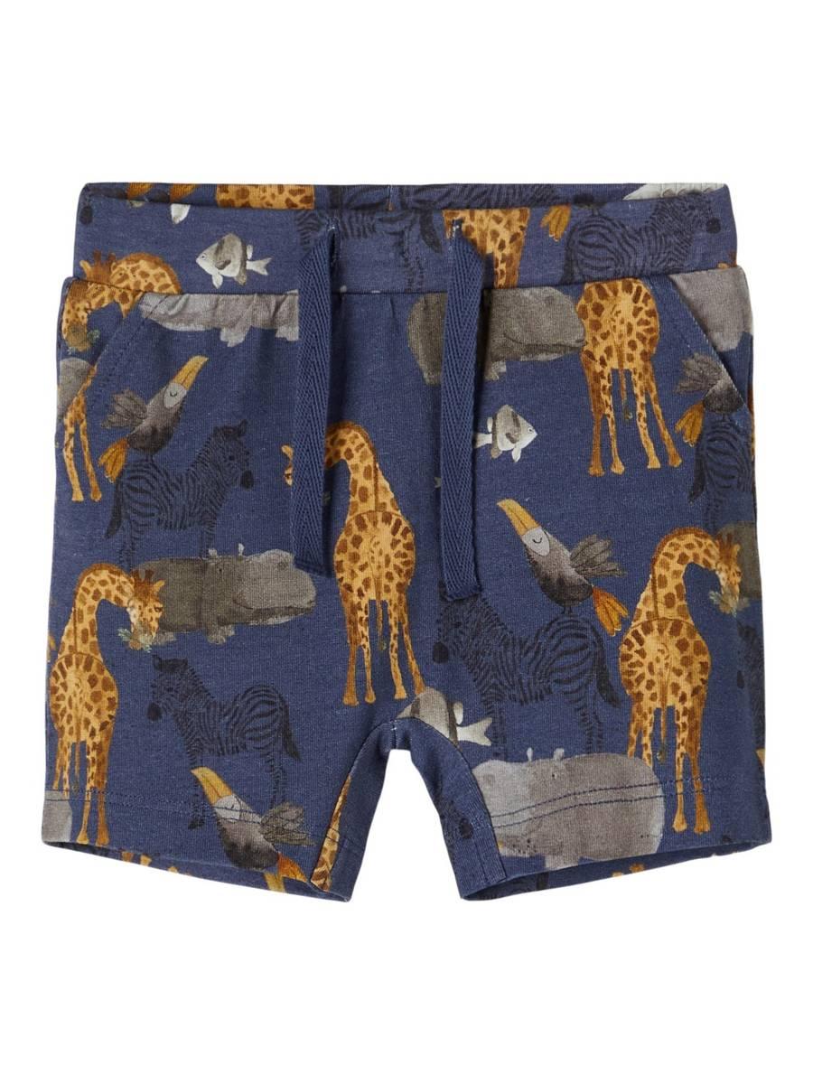 Name It Jelix baby shorts - vintage indigo