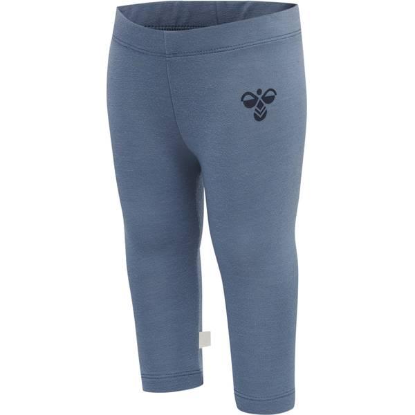 Bilde av Hummel Wolly ull/bambus leggings - china blue