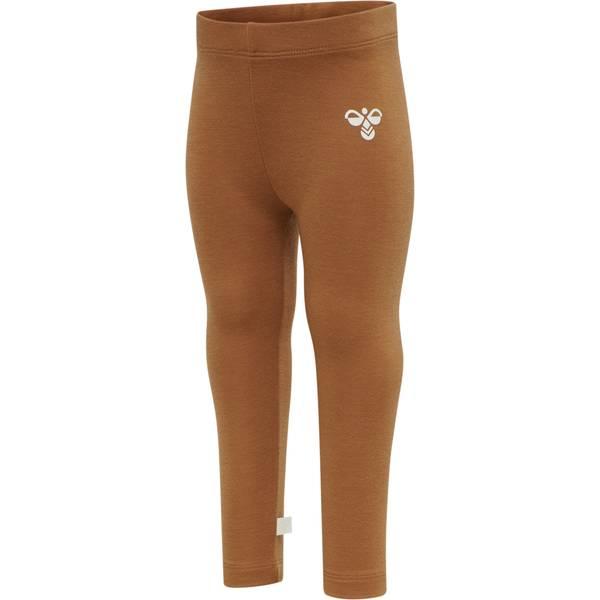 Bilde av Hummel Wolly ull/bambus leggings - glazed ginger