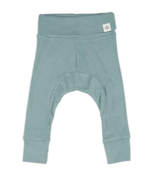 Bilde av Gullkorn Design Svalen babybukse - dus grønn