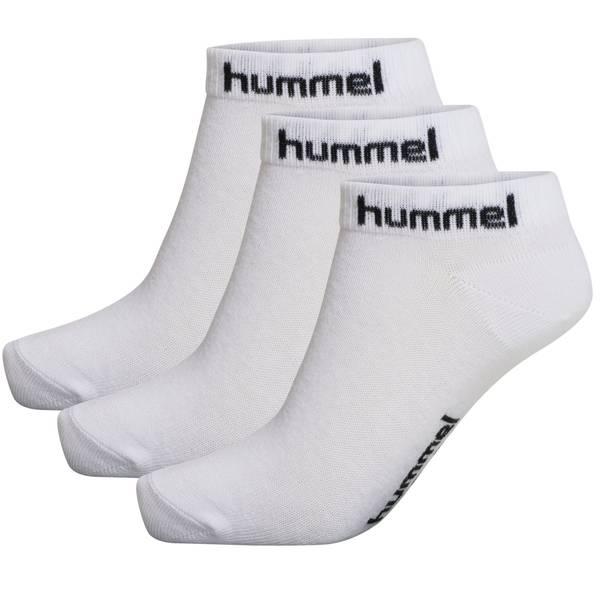 Bilde av Hummel Torno 3 pk ankelsokker - white