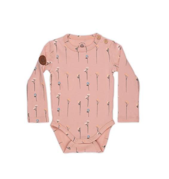 Bilde av Gullkorn Design Villvette body - soft rosa