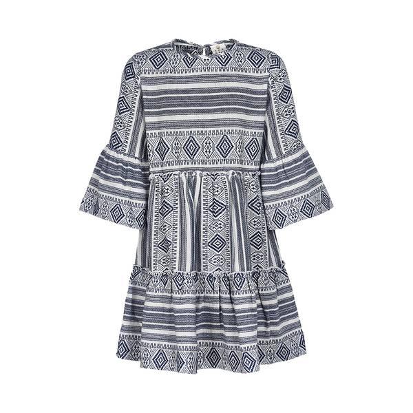 Bilde av The New Ocie kjole - navy blazer