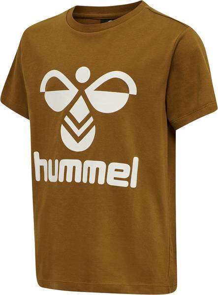 Bilde av Hummel Tres t-skjorte - rubber