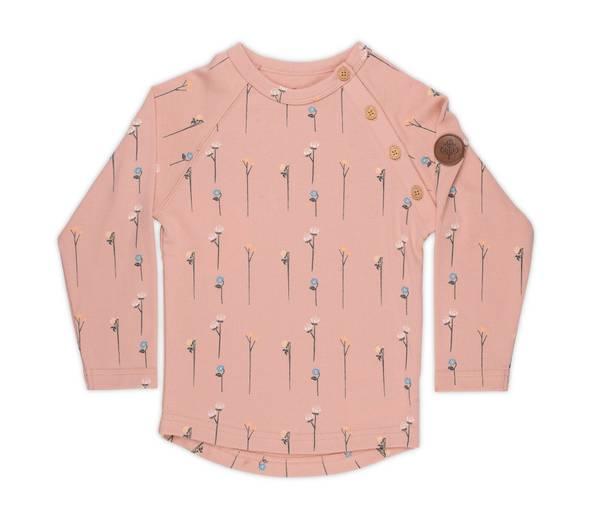 Bilde av Gullkorn Design Villvette longsleeve - soft rosa
