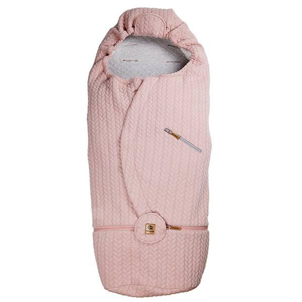 Bilde av Easygrow Lite + vognpose - warm pink