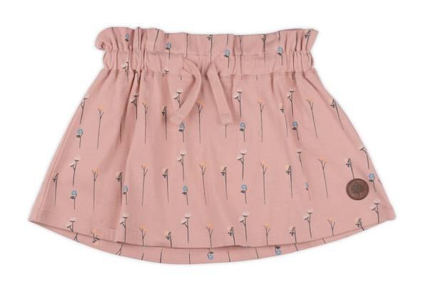 Bilde av Gullkorn Design Villvette skjørt - soft rosa
