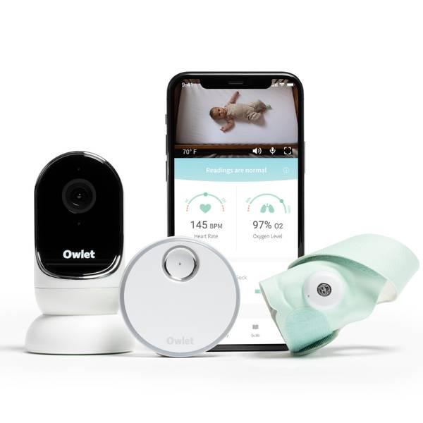 Bilde av Owlet Monitor Duo 3