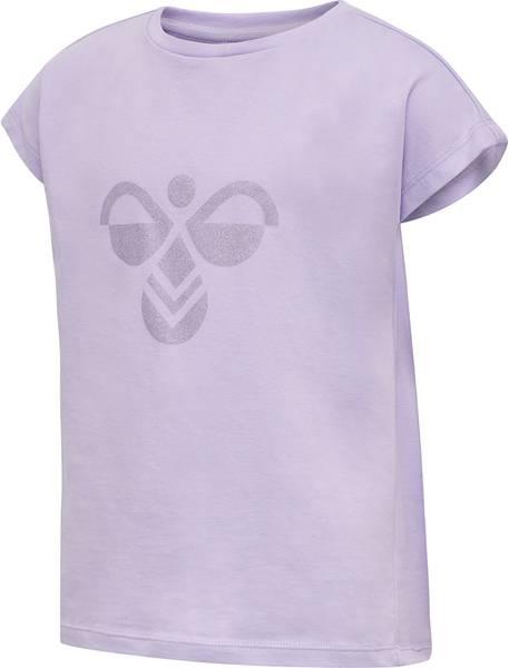 Bilde av Hummel Diez t-skjorte - pastel lilac