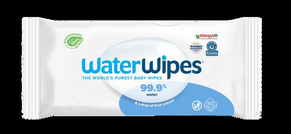 Bilde av WaterWipes Bio 60stk
