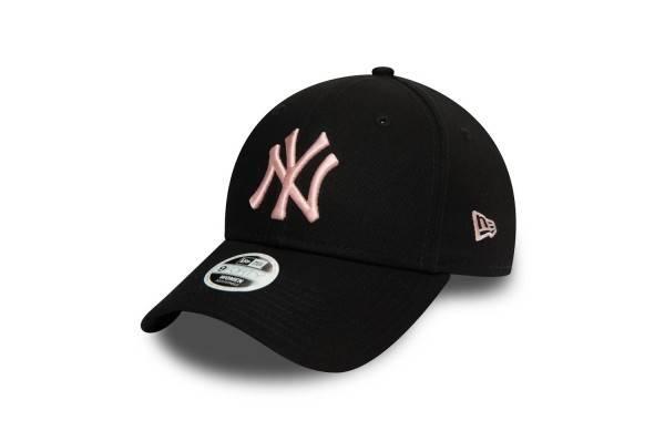 Bilde av New Era 9forty neyyan caps - black/pink