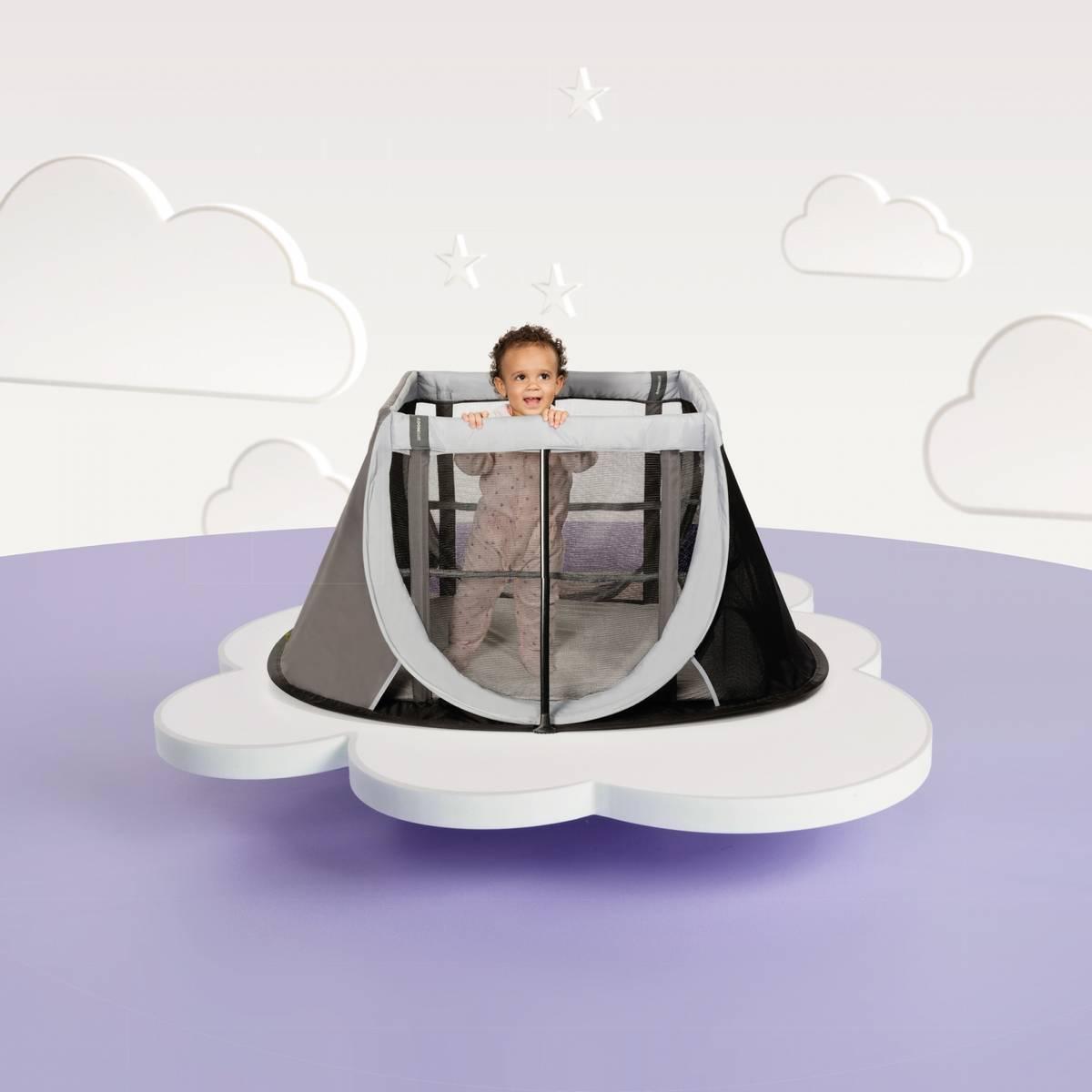 AeroMoov pop up reiseseng - grey
