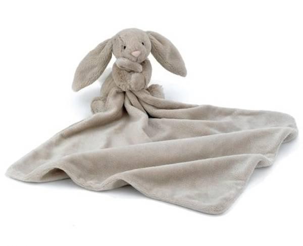 Bilde av Jellycat koseklut kanin beige